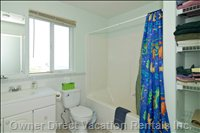 Bathroom with Tub/Shower Combination in 2 Bedroom Suite