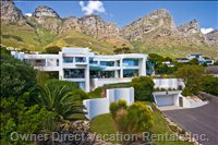 Hollywood Mansion Camps Bay Villa to Rent
