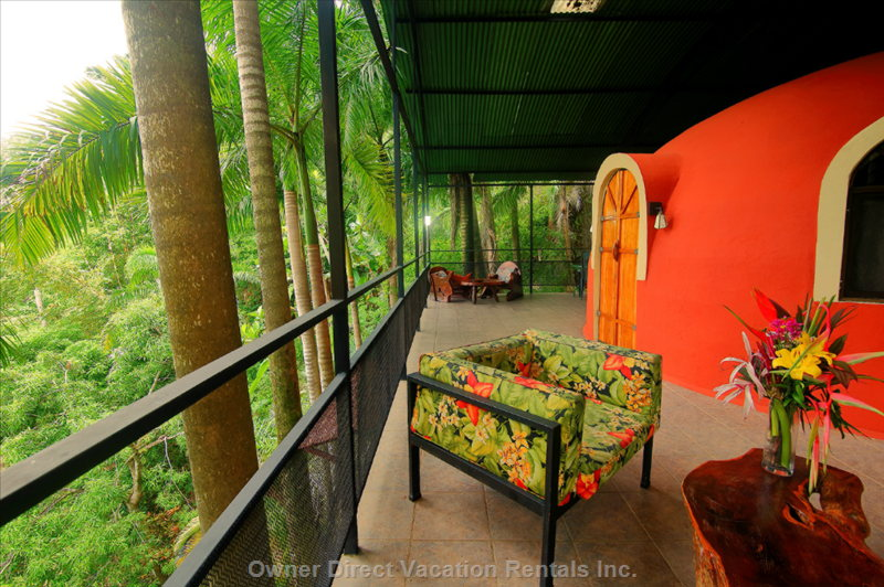 Terrace Canopy Suite