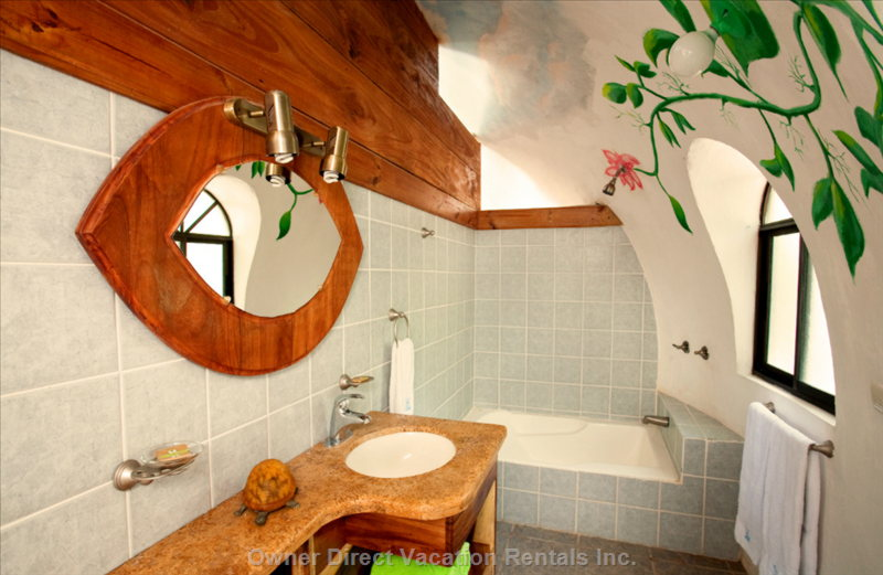 Bathroom Canopy Suite