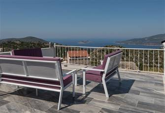 Villa for Rent in Kalkan Turkey