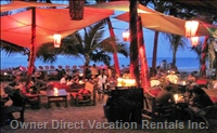 Cabarete Beach Night