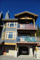 Heated 2 Car Garage , Best View on the mountain...Best Equipped Townhouse for your Holiday Pleasure