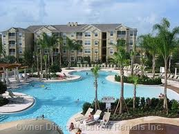 Condo by Pool