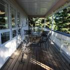 Large Private Deck Overlooking Lots of Trees - Ideal Privacy