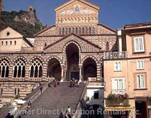 Amalfi'S Cathedral