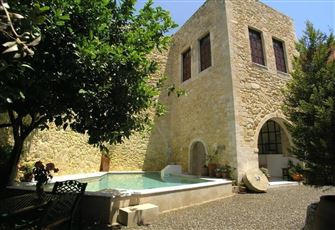 Venetian Olive Oil Factory Classified as a Historical Monument 540m2 Heated Pool