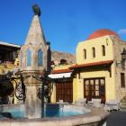 Ippocratous Square - Center of the Medieval City with Restaurants,Bars,Shops,6 Min from the House