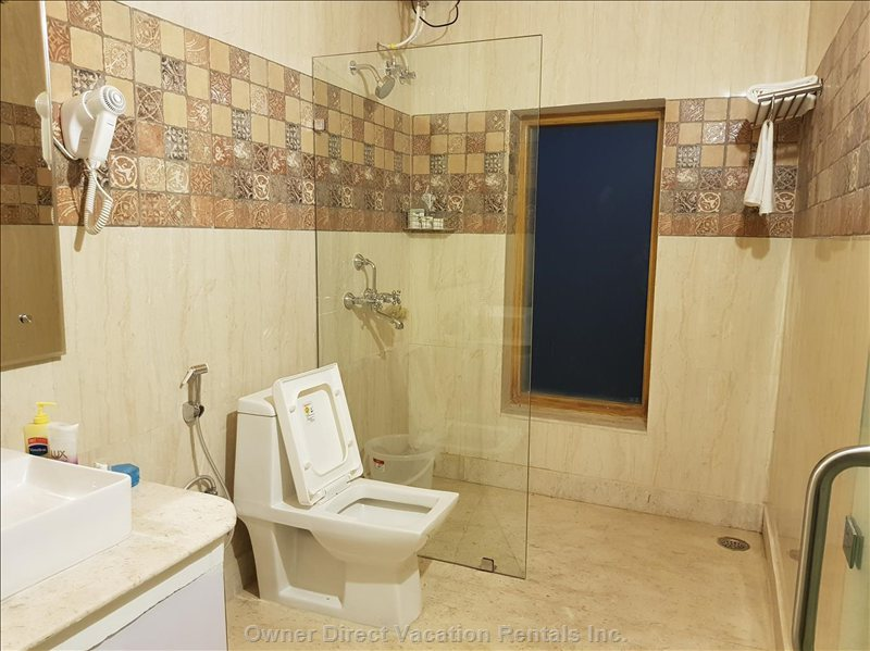 Bathroom with Shower - Similar to but May Not be Exact
