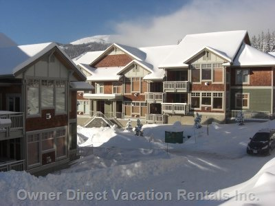 Romantic Getaways in Sun Peaks #203602