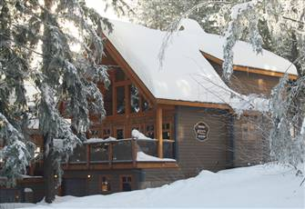 White Wolf- Slope Side Chalet