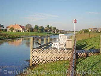 Private Boat/Fishing Dock Or Relax by the Water!