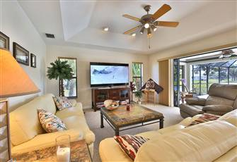 Paradise Awaits you in this Pristine, Immaculately Clean Home in Rotanda West Fl