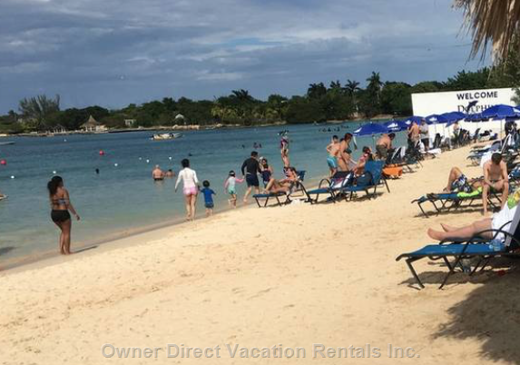 Several Beaches and Attractions are Just a few 6 Minutes Away, like Puerto Seco Beach and Dolphin Cove