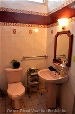 Shared Bathroom - Shared Bathroom with  Hot Shower Facilities