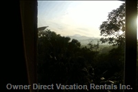 View of MT.KINABALU -  from the Room