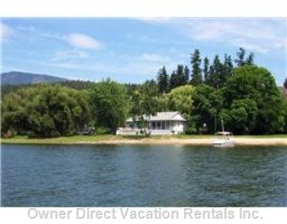 Or...Just Relax at Home, Or in your Boat, on Beautiful Shuswap Lake.