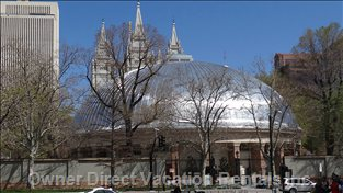 Within Walking Distance of Temple Square