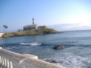 The Lighthouse of Salvador