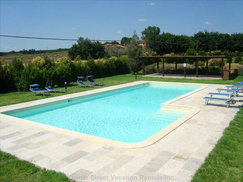 Swimming Pool of 16m X 8-6m