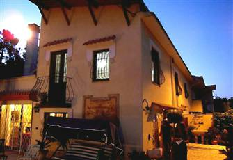 The B&B is at San Giovanni Teatino, near Pescara, in the Abruzzo Region of Italy