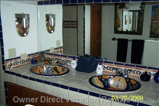 Master Bath Second Level
