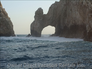 The Arch at Cabo San Lucas