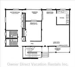 We Get many Compliments on this Floor Plan.