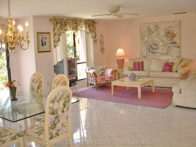 Luxury/Loaded Beach/Tennis/Pool Sanibel Condo