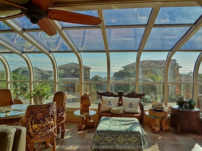 Great Room with Ocean Views!