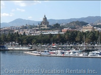 Messina, Ferry Destination for Sicily