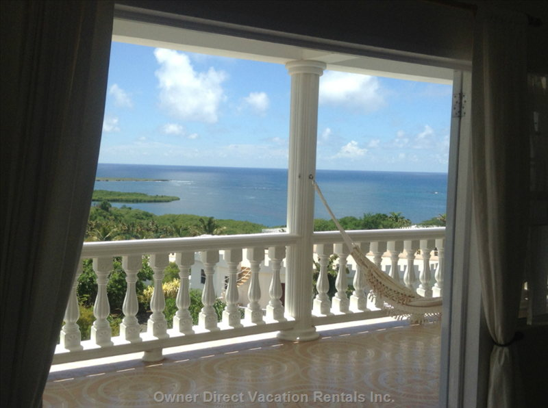Amazing View from each Bedroom