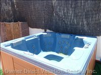 Roof-top Jacuzzi