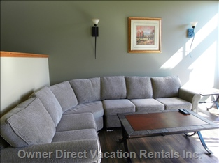 Large Sectional Sofa