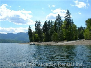 Located Next to Shuswap Provincial Park