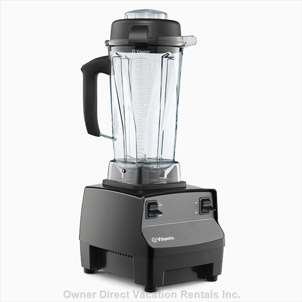 Vitamix - Stay Healthy While on Vacation!