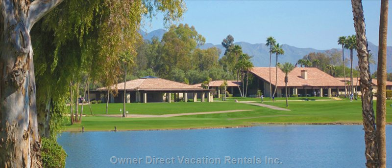 Views Overlooking McCormick Ranch'S Golf Club