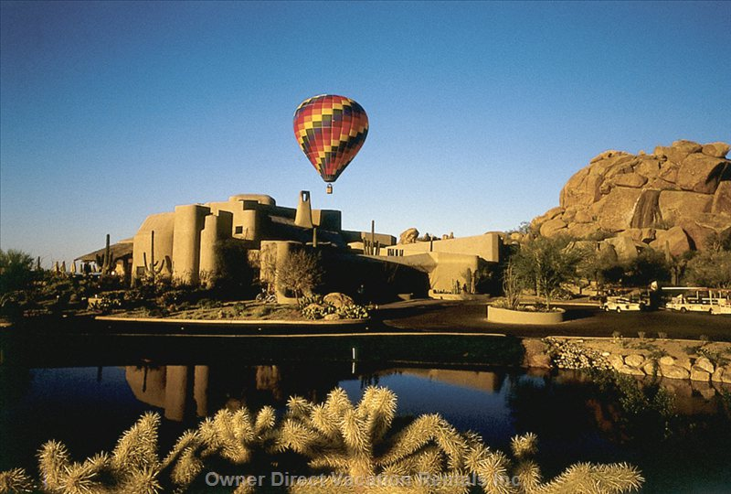 Sightseeing & Balloon Tours