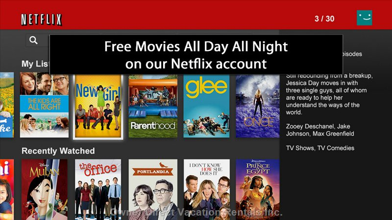 Free Movies all Day all Night on Netflix Account