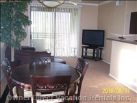 Living Room/Dining Room  - with 50 Inch Plasma T.v (Brand New Furniture Too)