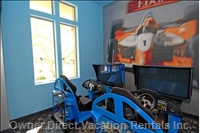 Picture #8 - Part of the Great Room in the Main Clubhouse - Race Cars Only for Adults