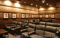 Movie Theatre #2 (in Sister Clubhouse - has Leather Seats and Free Popcorn)