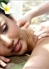 Enjoy Welcome Body Massage for an Hour- Free!