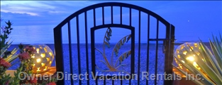 Your Private Gate to the Beach