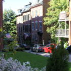 Located on a Quiet Private Way in the Residential Fort Hill Neighborhood of Boston