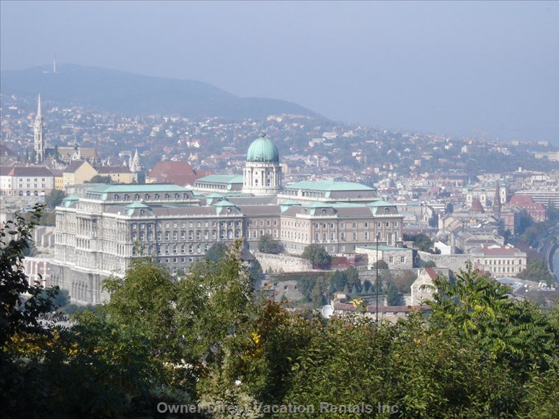 We Are Close to the Castle District and several Thermal Baths