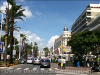 LA Croisette - Cannes - Only a Ten Minute Walk Away from the Apartment