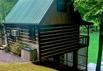 Lakefront Cabin in Smokies Gatlinburg, Pigeon Forge Tn
