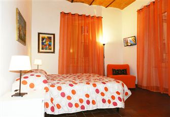 Rome Hourself home3 Floor  2 Bedroom 6 People Wifi Free