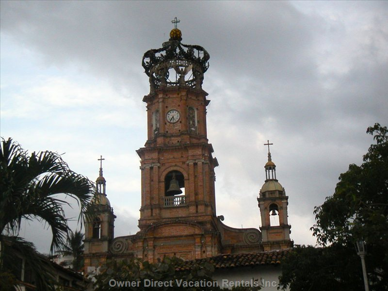 Sights around Old Town - Church of our Lady of Guadalupe
